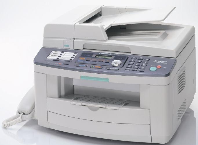 Panasonic kx flb802 scanner